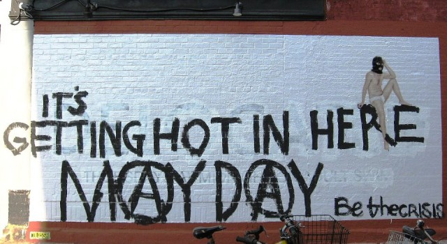 May Day hot in here