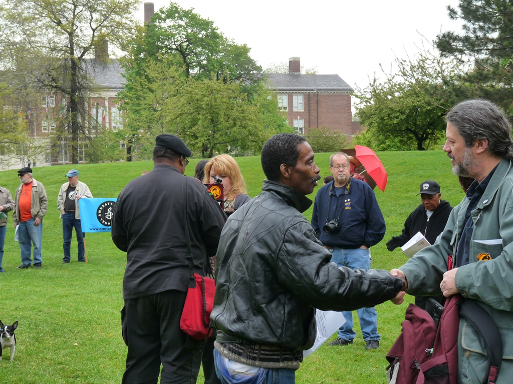 assembly at Clark Park and march to Roosevelt Park 03