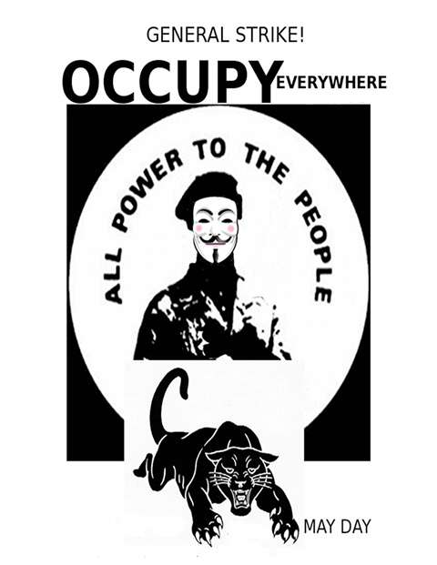 occupy everywhere May 1st