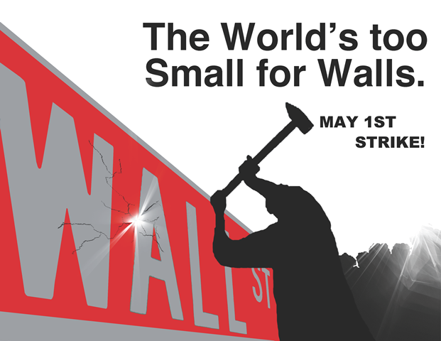 the worlds too small for walls