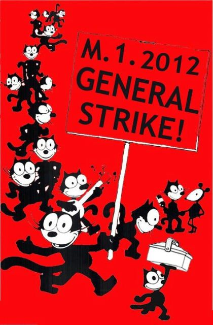 General Strike Cats